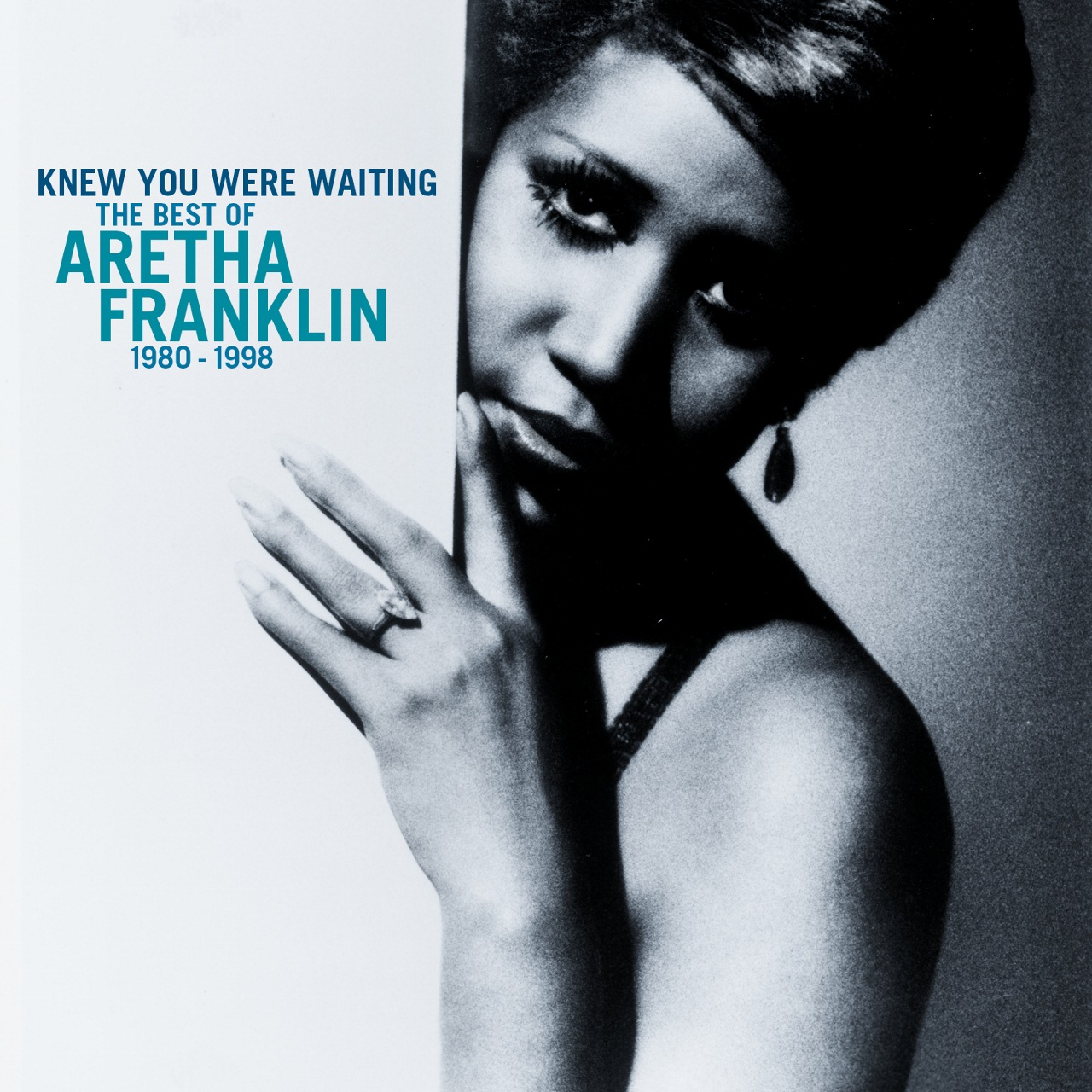 aretha franklin knew you were waiting the best of aretha. Black Bedroom Furniture Sets. Home Design Ideas