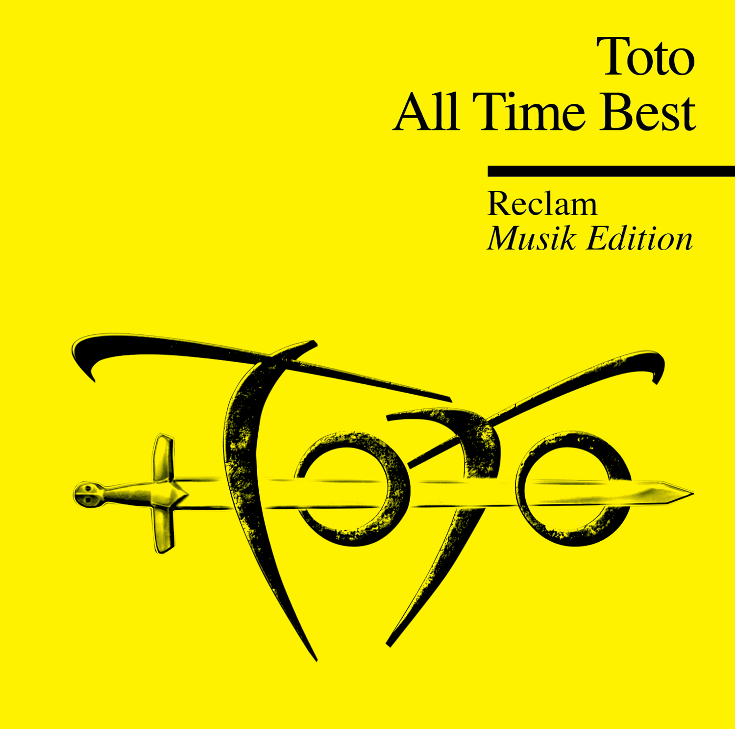 All Time Best - Reclam Musik Edition - Toto