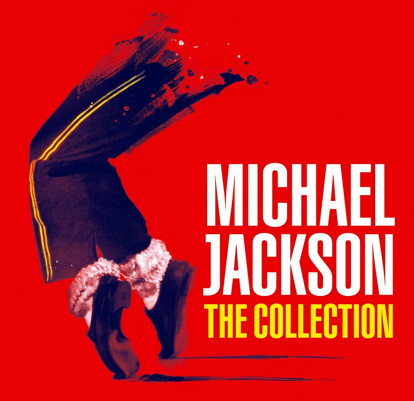 Michael Jackson Quot The Collection Quot 5 Cd Box