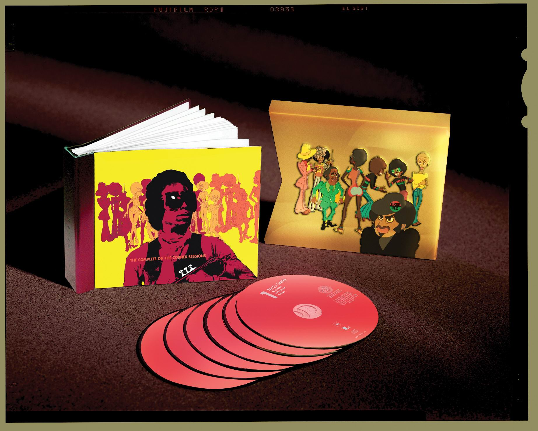 Miles Davis Box Set Quot The Complete On The Corner Sessions