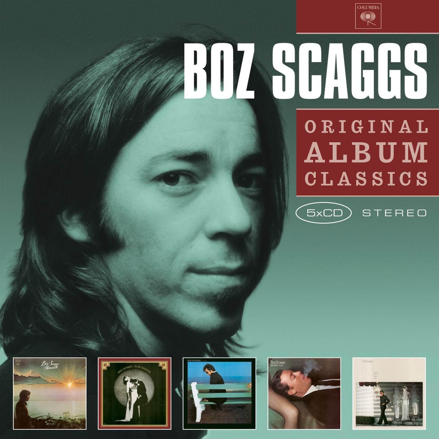 Royce Royce >> Original Album Classics - Boz Scaggs