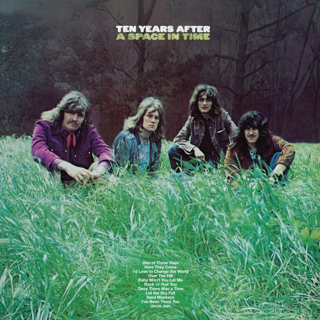 Ten Years After A Space In Time 2012 Reissue