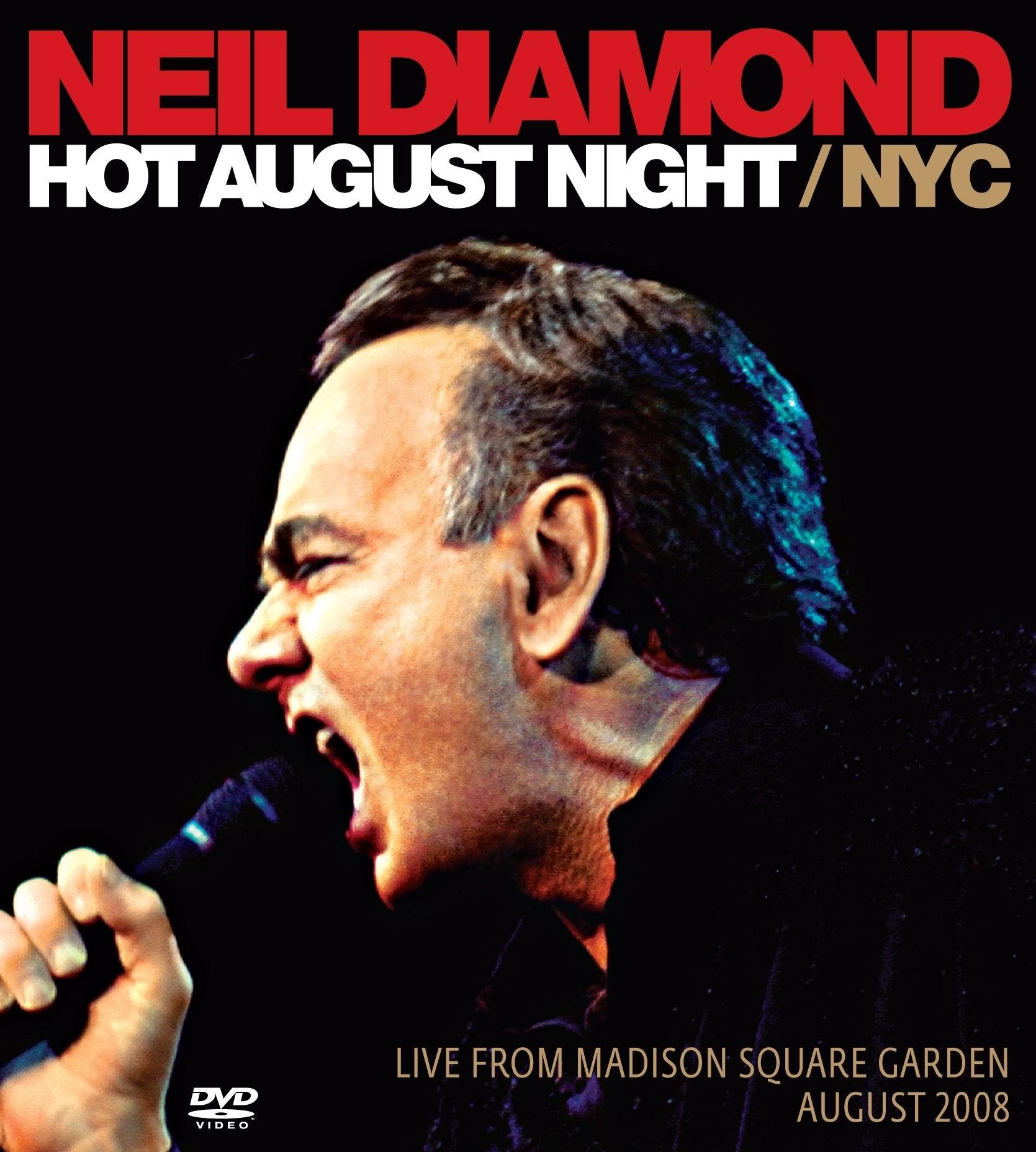 Neil Diamond Daughters Neil Diamond Hot August Night